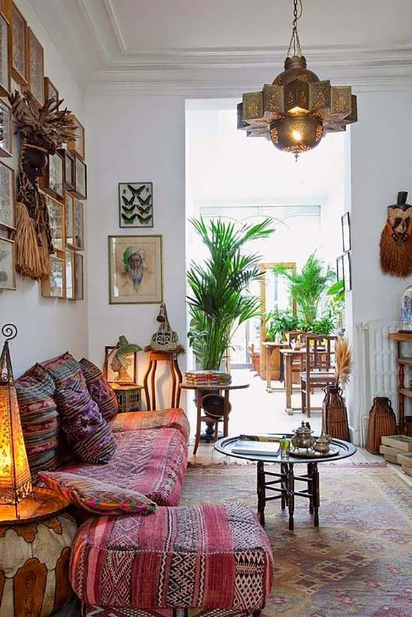 4.Bohemian-Chic-Living-Rooms-34-1-Kindesign