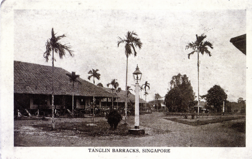Tanglinbarracks