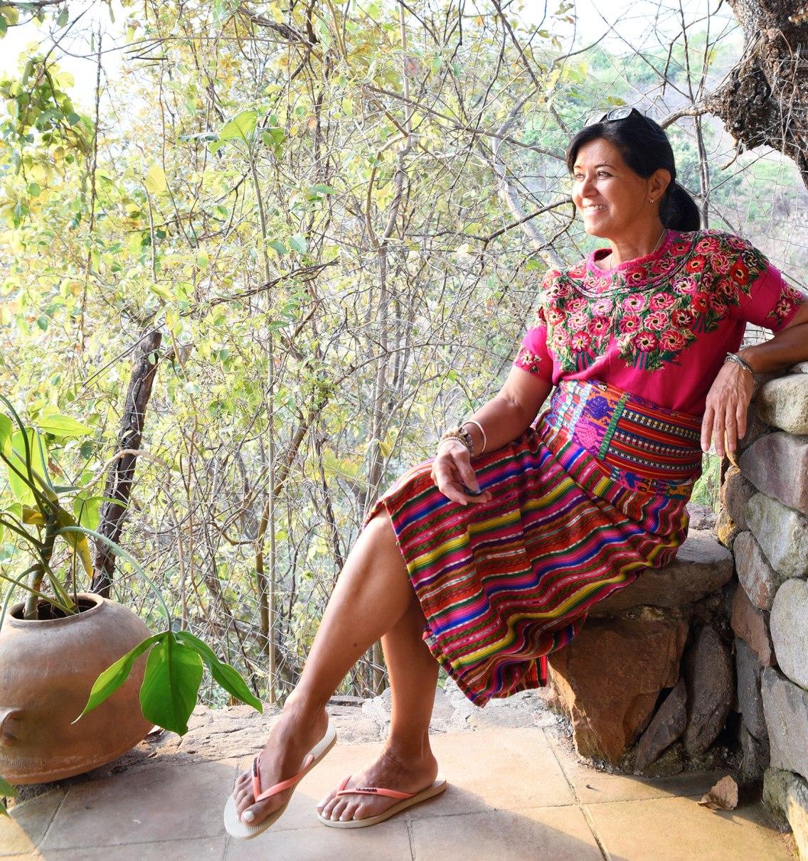 Anita in Guatemala